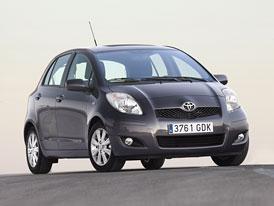 Toyota Yaris 2009: Inovovaný model na českém trhu od 254.900,- Kč