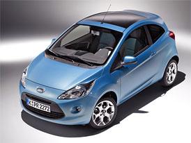 Evropský Ford zaznamenal nejlepší říjnový výsledek od roku 1997