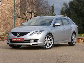 Mazda6 2,2 MZR-CD: Technika, první dojmy, české ceny