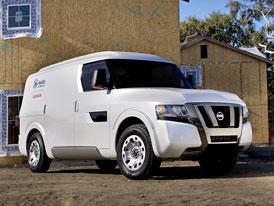 Nissan NV2500 Concept: Nové fotografie a bližší informace