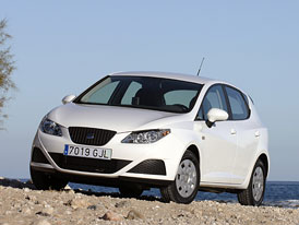 SEAT Ibiza s novým turbodieselem 1,6 TDI CR