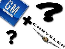 GM a Chrysler jsou ochotny jednat o fúzi, GM podle S&P na pokraji bankrotu