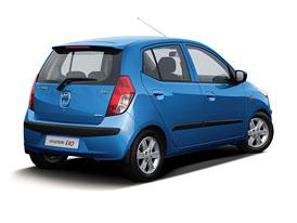 Český trh v listopadu 2008: Hyundai i10 opět zvítězil mezi nejmenšími, Chevrolet Spark spadl