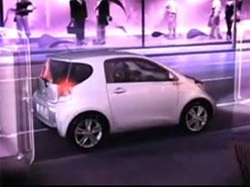 Video: Toyota iQ – Pro tři dospělé a jedno dítě
