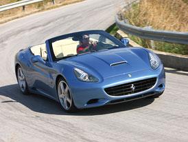 Ferrari popírá problémy s finanční krizí, zažívá ale propad prodejů