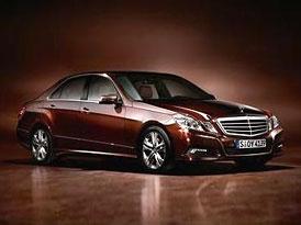 Mercedes-Benz E (W212): První fotografie nové generace