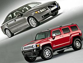 Budou m�t zna�ky Volvo a Hummer ��nsk� majitele?