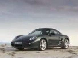Video: Porsche Cayman – Provedení pro modelový rok 2009