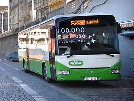 Iveco oslavilo 100.000. autobus z Vysokého Mýta