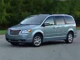 Video: Chrysler EV – Rodinné MPV pro blízkou budoucnost