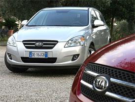 Ojeté vozy na protiúčet bude u dealerů Kia Motors vykupovat AAA Auto