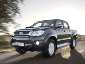 Toyota prý chce plně obnovit domácí výrobu začátkem roku 2012