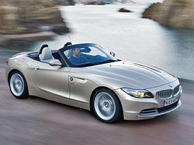 BMW Z4: Oficiální informace a velká fotogalerie
