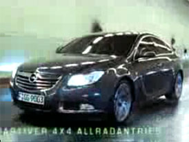 Video: Opel Insignia – Car of the Year 2009