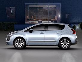 Diesel-elektrická auta bude PSA vyvíjet s německým Boschem, na trh příjdou v roce 2011