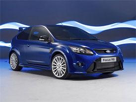 Ford Focus RS: Nejrychlej�� Focus v�ech dob (2,5T, 224 kW, 263 km/h)