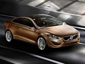 Volvo S60 Concept: Nov� model, nov� design, nov� motory GTDi