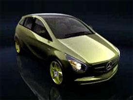 Video: Mercedes-Benz BlueZero – Koncept pro Detroit