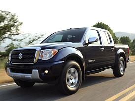 Suzuki Equator: Pick-up pro severoamerický trh