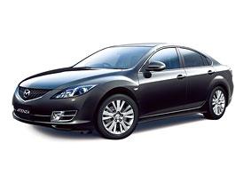 Mazda Atenza 2.0 Style Edition: Akční model pro Japonsko