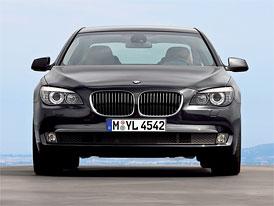 Český trh v listopadu 2008: BMW na cestě vzhůru ve třídě luxusních vozů