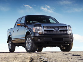 Ford F-150: titul Truck of the Year 2009 magazínu Motor Trend
