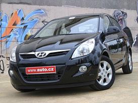 Hyundai i20: První jízdní dojmy