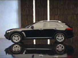 Video: Infiniti FX 35 – SUV se stylem sportovního vozu