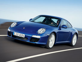 Porsche 911 Carrera: Spotřeba 6,7 l/100 km v reálném provozu