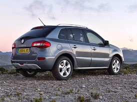 Renault zlevnil Koleos o 80 tisíc Kč, základní cena 489.900,- Kč