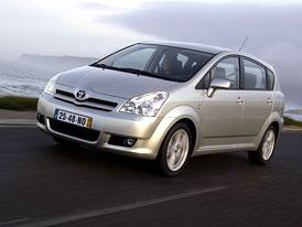 Auto Bild TÜV Report 2009 (vozy stáří 2-3 roky): Toyota Corolla Verso na vrcholu