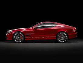 Studiotorino Coupétorino: Mercedes-Benz SL s netradiční pevnou střechou