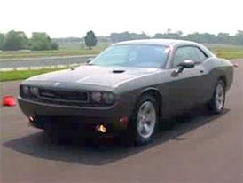 Video: Dodge Challenger – Více verzí pro rok 2009