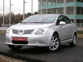 Toyota Avensis: První jízdní dojmy