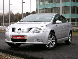 Toyota Avensis: Prvn� j�zdn� dojmy