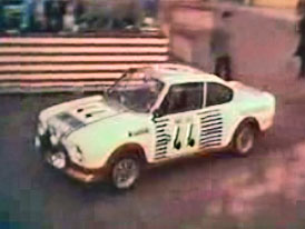 Video: Rallye Monte Carlo 1977 � N�stup sout�n� �kody 130 RS