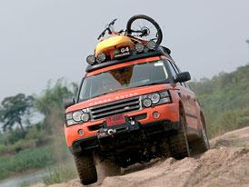 Land Rover G4 Challenge předčasně končí