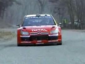 Video: Citroën C4 WRC – testování před začátkem sezóny