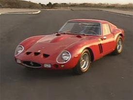 Video: Ferrari 250 GTO – Legenda závodních tratí šedesátých let