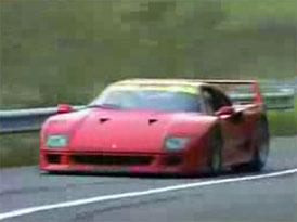 Video: Ferrari F40 – Dárek pro zakladatele značky