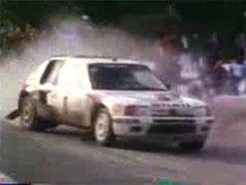Video: Rallye Monte Carlo 1985 – Souboj Peugeotu s Audi