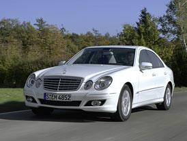 Mercedes-Benz třídy E: 1,5 milionu prodaných vozů, 40 % tvoří turbodiesely