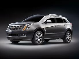 Cadillac SRX: Druhá generace luxusního crossoveru