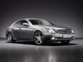 Mercedes-Benz CLS Grand Edition: Více elegance