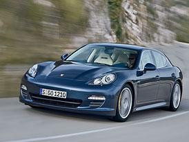 Porsche Panamera: Diesel přijde v létě