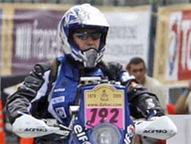Rallye Dakar 2009 si připsala první oběť