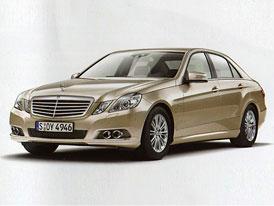 Mercedes-Benz třídy E: Další nové informace a fotografie