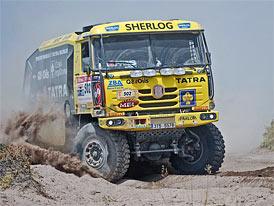 Rallye Dakar 2009 (5. etapa): ve znamení nehod a problémů