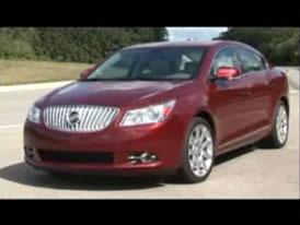 Video: Buick LaCrosse – Novinka za jízdy i staticky