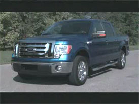 Video: Ford F-150 SFE � �sporn� pick-up pro rok 2009